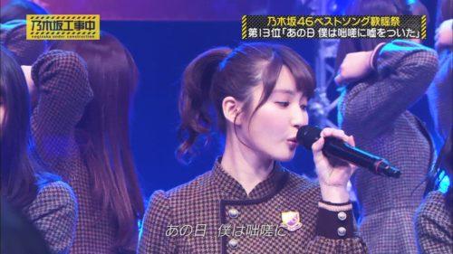 乃木坂工事中でベストソング発表 ファンが選んだ第1位の曲と